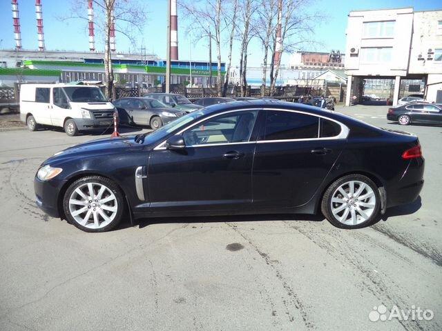 Купить Jaguar XF пробег 189 000.00 км 2009 год выпуска