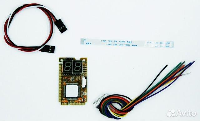 Тестер для ноутбука Mini PCI-E card LPC USB