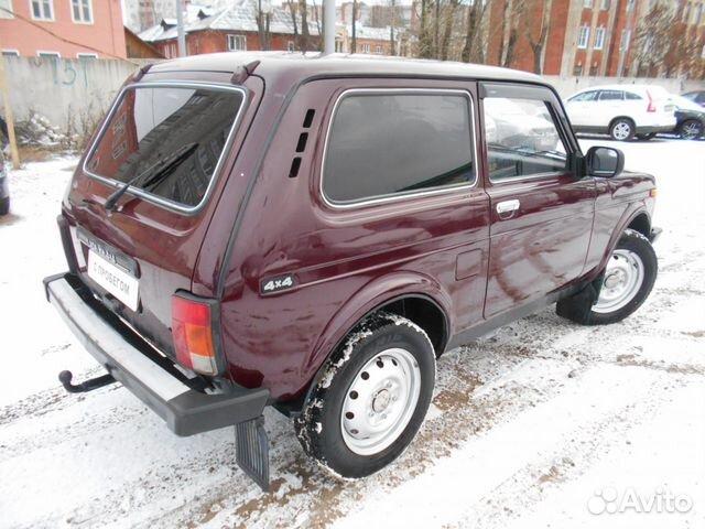 Купить ВАЗ (LADA) 4x4 (Нива) пробег 118 300.00 км 2011 год выпуска