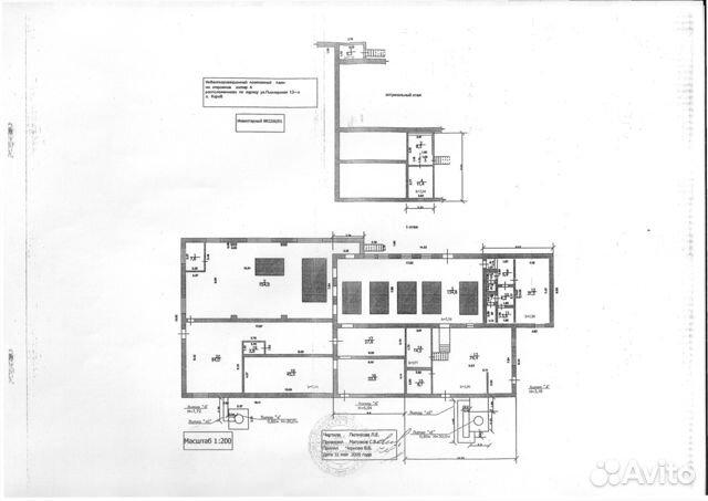 Производственное помещение, 676.4 м²— фотография №5