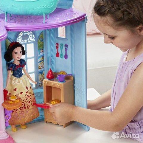 Disney Princess дворец для барби B8311  89062132153 купить 5