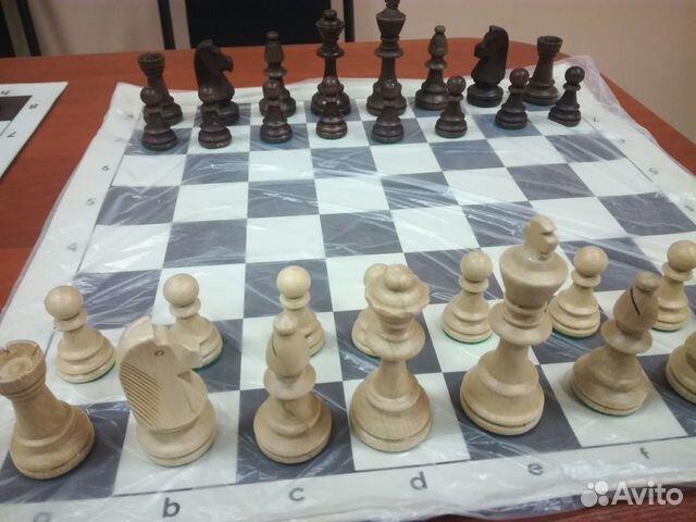 Шахматы деревянные новые Стаутон  89644106161 купить 5