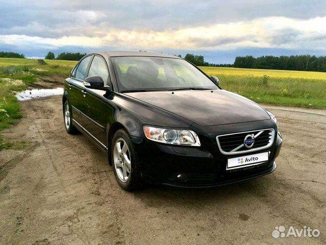 bcdd7488299ed Volvo S40 2.0 AMT, 2011, 82 000 км