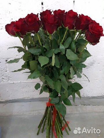 Букет из 25 свежих роз