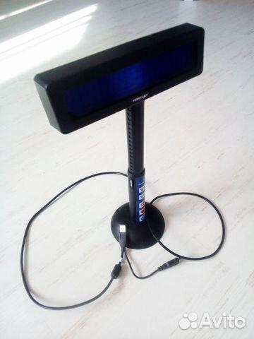 Дисплей покупателя Posiflex PD-2800 (epson) Б/У купить в