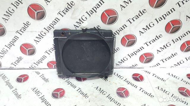 Радиатор основной Mercedes W123 E280 A1235013301 89143292009 купить 1