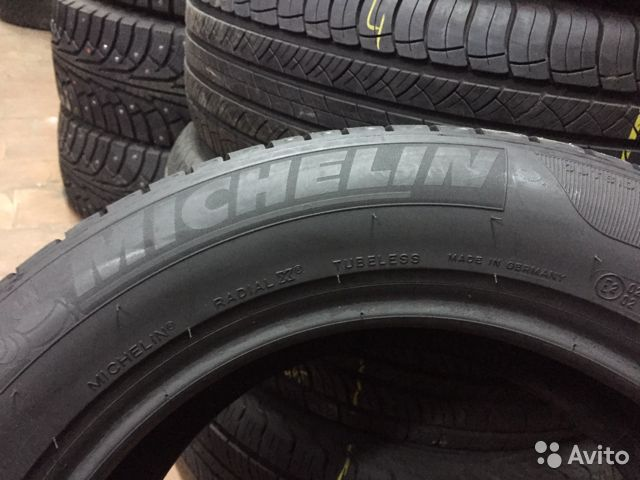 225/55 R16 Michelin PHP 89211101675 купить 3