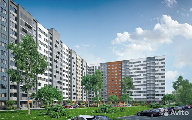 2-к квартира, 72 м², 6/13 эт. 89814708057 купить 2