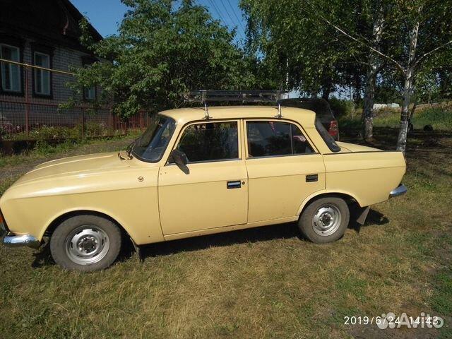 Москвич 412, 1989 купить 1