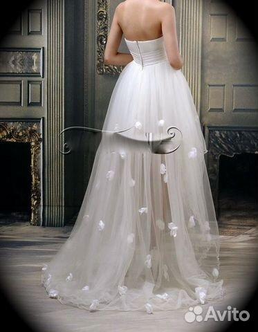 2bfa777e5950b96 Свадебное платье купить в Санкт-Петербурге на Avito — Объявления на ...