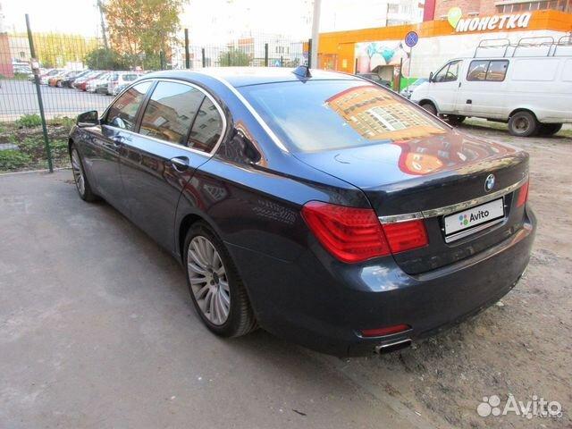 BMW 7 серия, 2011 89829613649 купить 4