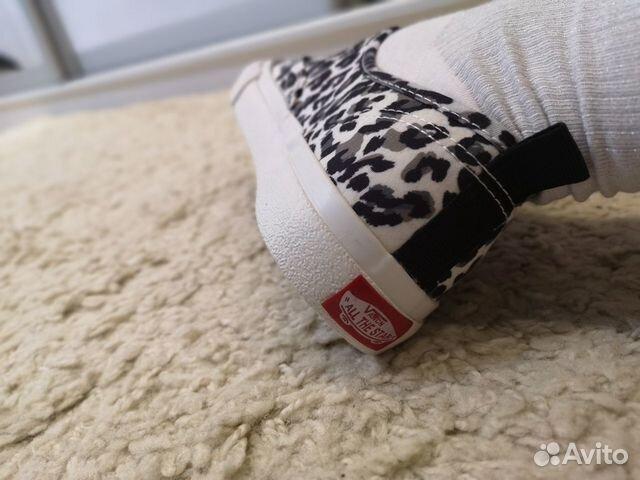 Леопардовые кроссовки, кеды тренд 2019 купить 5