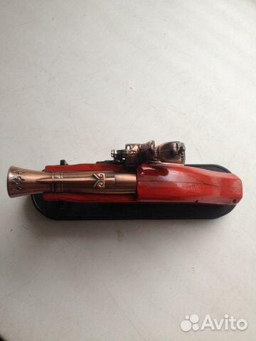 Зажигалка - пистолет  89130018995 купить 4