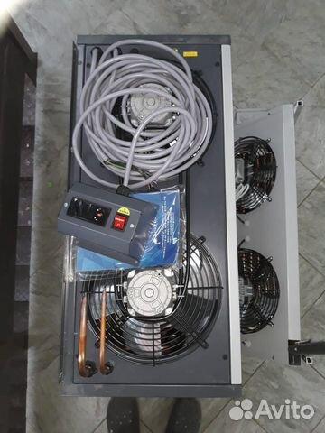 Сплит-система для морозильной камеры