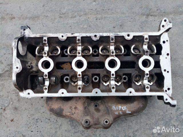 89026196331 Гбц (головка блока цилиндров ) левый Porsche
