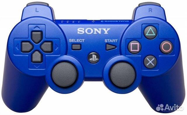 Беспроводной джойстик для Sony PlayStation 3