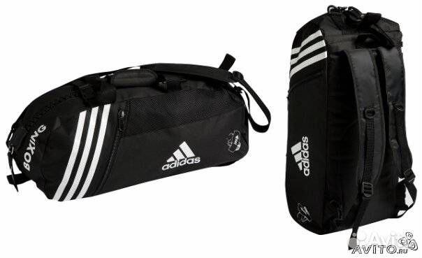 Сумка-рюкзак adidas boxing из канваса cool dog рюкзак