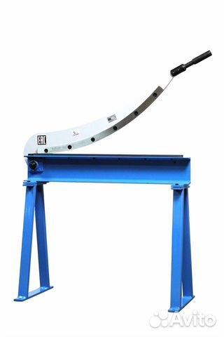 Гильотина ручная сабельного типа HS-800 Blacksmith купить 1