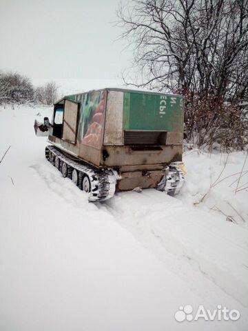 Снегоболотоход Сколопендра купить 7