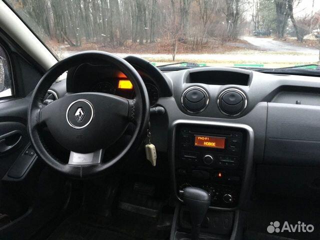 Renault Duster, 2013 89109404248 купить 7