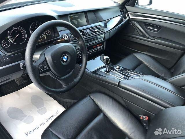 BMW 5 серия, 2011 89825110176 купить 8