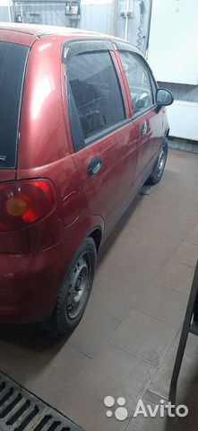 Daewoo Matiz, 2007 89584757287 купить 2