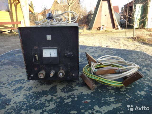 Пуско-зарядное устройство для автомобилей 89116033618 купить 3
