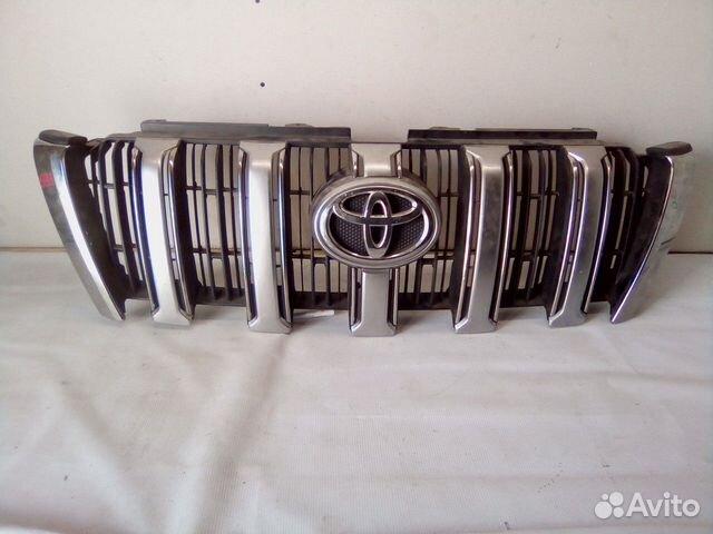 89657347629 Решетка радиатора (Toyota Land Cruiser Prado)