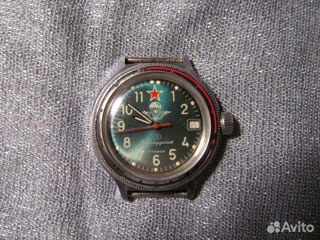 Часы ссср вдв продам командирские ломбарде купить часы в