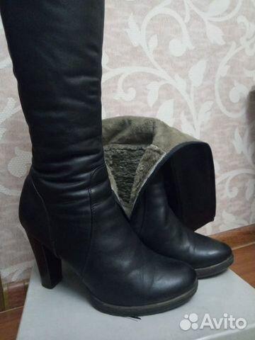 Сапоги женские зимние 89609030164 купить 2