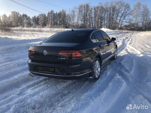 Volkswagen Passat, 2017 89174503179 купить 4