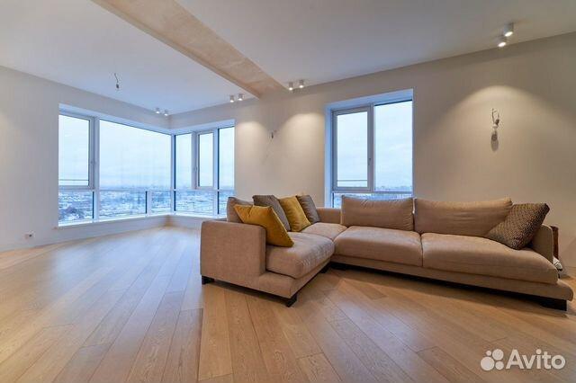 3-к квартира, 127 м², 17/22 эт. 89214406706 купить 1