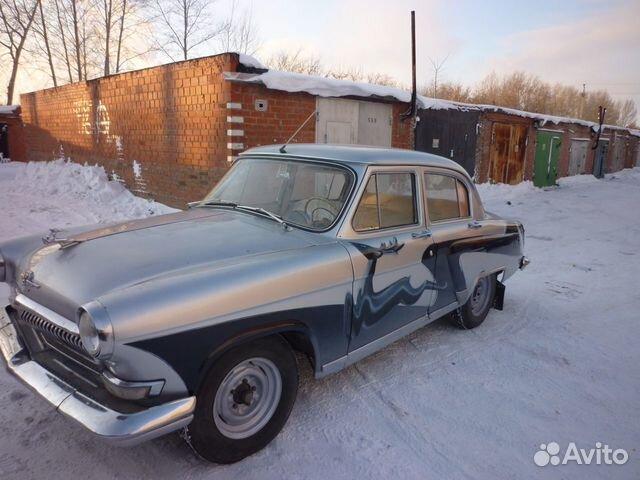 ГАЗ 21 Волга, 1965 купить 1