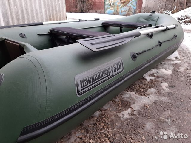 Лодка пвх Навигатор 320 купить 2