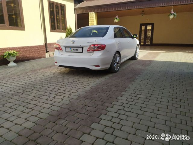 Toyota Corolla, 2012  купить 6