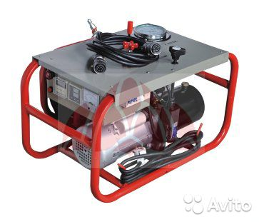 Аппарат для стыковой сварки пнд труб KDC63-315-4 88612051569 купить 3