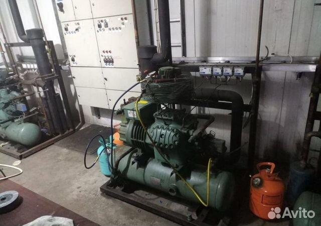 Холодильный агрегат Bitzer 6F-40.2 Заморозка 89616603001 купить 6