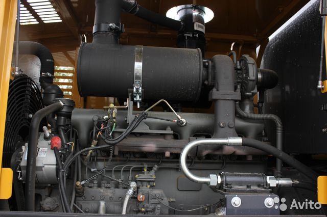 Фронтальный погрузчик xcmg ZL30GV купить 5