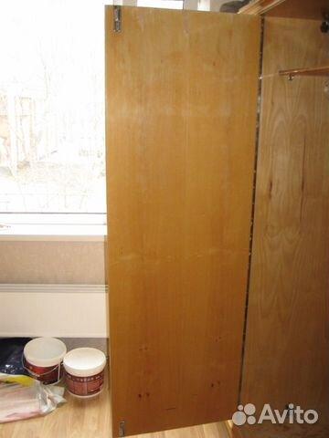 Шкаф трехстворчатый, массив ореха, шпон 89222065121 купить 7