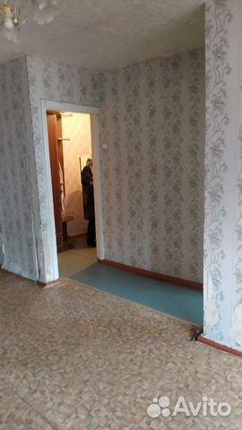 3-к квартира, 42 м², 1/4 эт.