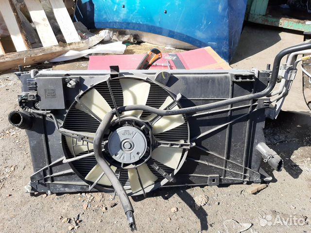 Мазда 5 (премаси) crew с 2005 радиатор 89122201744 купить 2