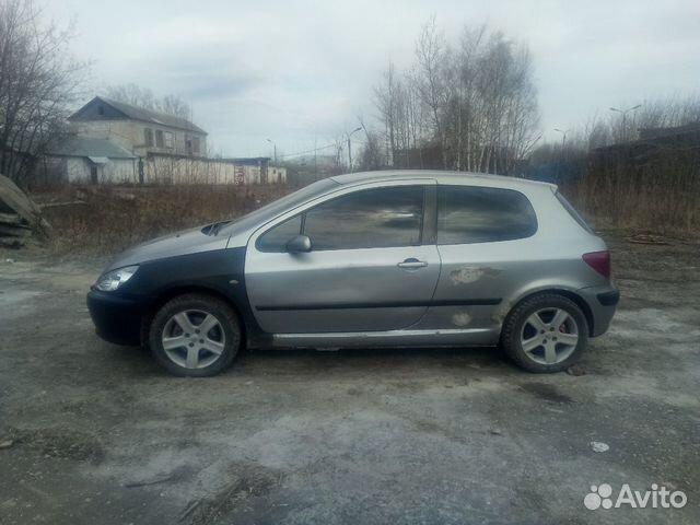 Peugeot 307, 2001 89611197201 купить 2