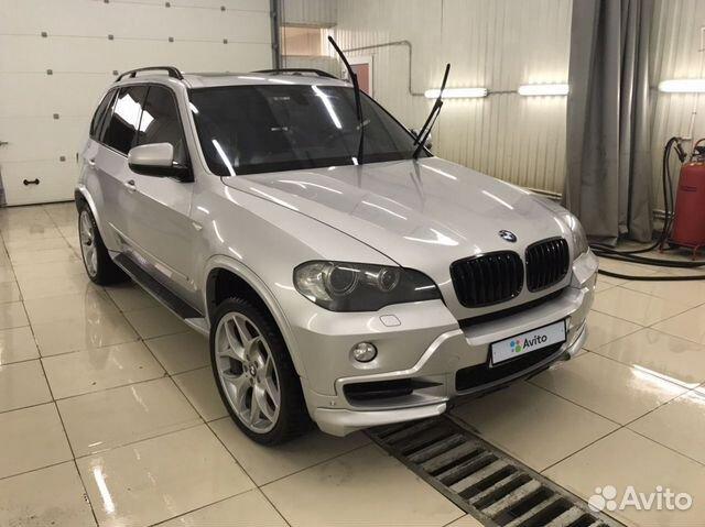 BMW X5, 2007 купить 1