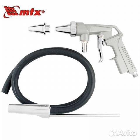Пескоструйный пистолет со шлангом matrix 57328  89831362353 купить 1