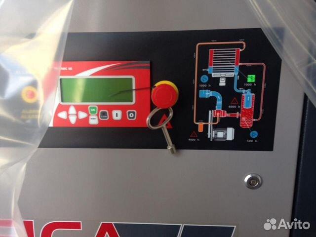 Винтовой компрессор Fini Giga 75 89030819338 купить 2