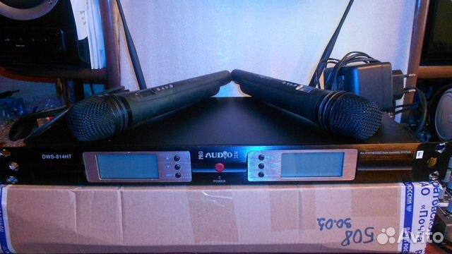 Радиосистема для вокала  89194550764 купить 1