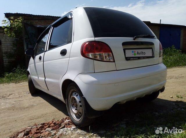 Daewoo Matiz, 2012 89203446927 купить 2