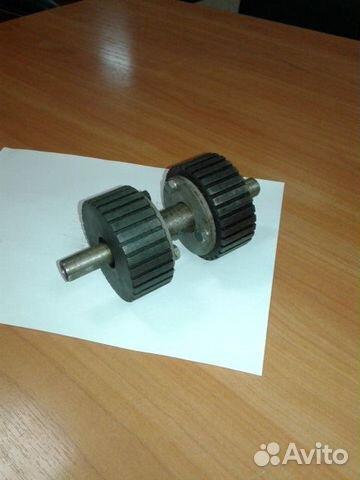 Ролики (пресс-вальцы) гранулятора плоские