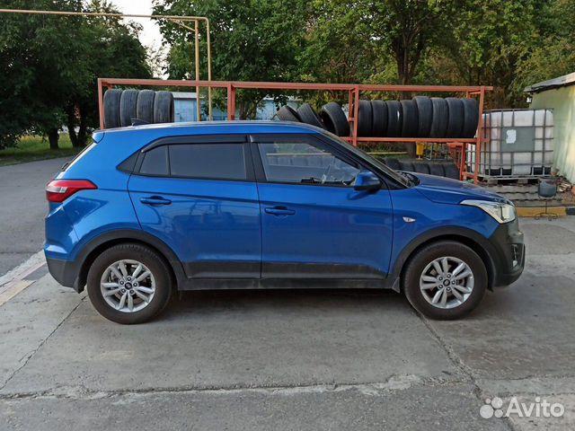 Hyundai Creta, 2018 89281897168 купить 1