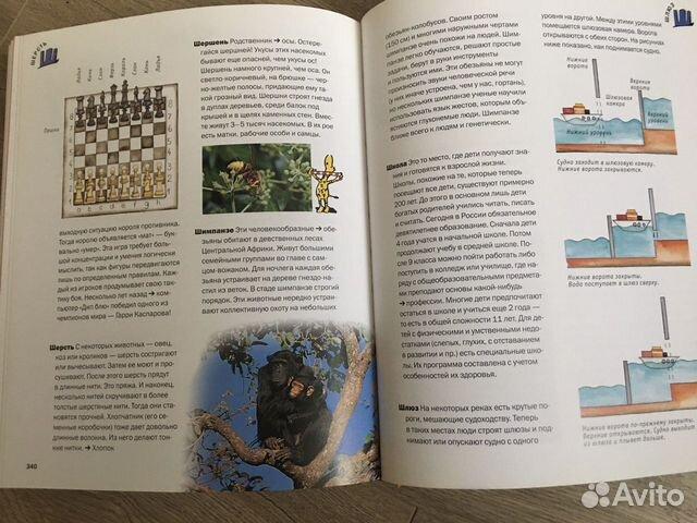 Энциклопедический словарь для детей  89271250565 купить 5